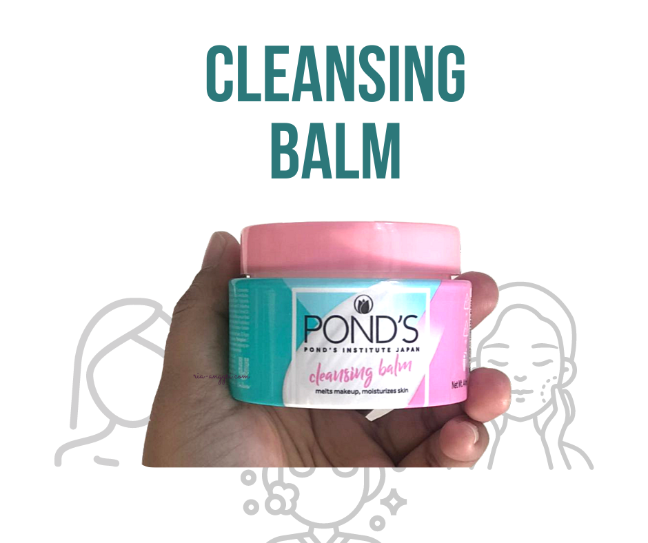 Cleansing Balm Pond's